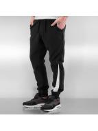 Nike joggingbroek NSW FLC Hybrid zwart