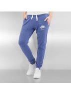 Nike Joggingbyxor Gym Vintage blå