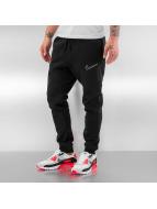 Nike Joggingbyxor NSW FLC GX SWSH svart