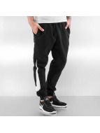 Nike Joggingbyxor NSW FLC MX svart