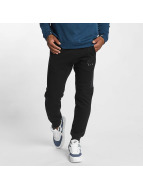 Nike Joggingbyxor Air Fleece svart