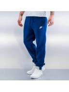 Nike Jogginghose NSW CF FLC Club blau