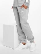 Nike NSW CF FLC Club Sweatpants Dark Grey Heather/White