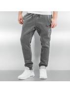 Nike Jogginghose NSW FLC GX SWSH grau