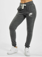 Nike Jogginghose Gym Vintage grau