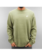 Nike Jumper NSW FLeece Club green