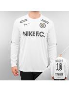 Nike Jumper F.C. white