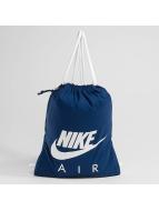 Nike Heritage Gym Sack 1 GFX Coastal Blue/White