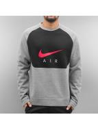 Nike Kazaklar NSW BB Air HYB gri
