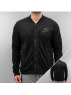 Nike Kurtki przejściowe Sportswear Varsity czarny