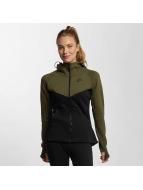 Nike Kurtki przejściowe Sportswear Tech Fleece czarny