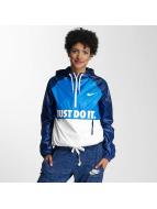 Nike Kurtki przejściowe City Packable niebieski