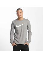 Nike Långärmat Icon Swoosh grå