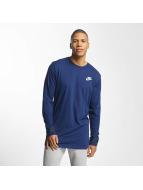 Nike Langermet NSW blå