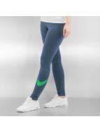 Nike Legíny/Tregíny W NSW Logo Club modrá