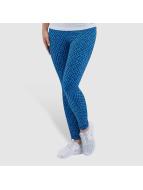 Nike Legging Club Printed blauw