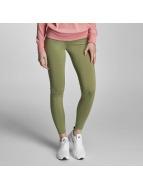 Nike Legging Leg-A-See  Logo olijfgroen