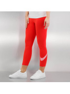 Nike Legging W NSW Club Crop Logo oranje