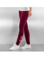 Nike Legging Leg-A-See rot