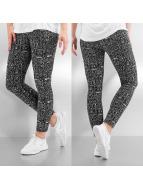 Nike Legging Leg-A-See Cropped Printed schwarz
