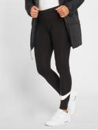 Nike Legging Club Logo 2 zwart