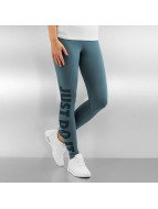 Nike Leggings Leg-A-See Just Do It bleu