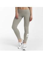 Nike Leggings Sportswear Club Swoosh grå