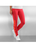 Nike Leggings Leg-A-See orange
