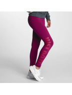 Nike Leggings/Treggings Leg-A-See Just Do It fioletowy