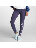 Nike Leggings/Treggings Air W NSW fioletowy