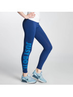 Nike Leggings/Treggings Leg-A-See Just Do It niebieski