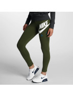 Nike Leggings/Treggings NSW Air oliwkowy