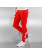 Nike Leggings/Treggings Leg-A-See Logo pomaranczowy