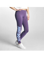 Nike Leggings/Treggings Leg-A-See Just Do It purple