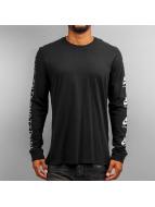Nike Maglietta a manica lunga Internationalist nero