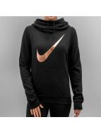 Nike Mikiny Club Funnel Graphic èierna