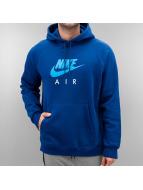 Nike Mikiny Sportswear modrá