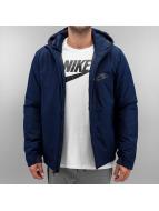 Nike Övergångsjackor Sportswear blå