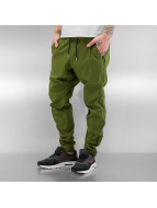 Nike Pantalon chino F.C . olive