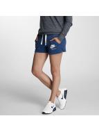 Nike Pantalón cortos NSW Gym Vintage azul