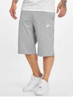 Nike Pantalón cortos NSW JSY Club gris