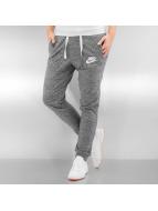 Nike Pantalón deportivo Gym Vintage gris
