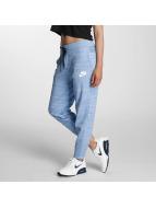 Nike Pantalone ginnico W NSW  AV15 blu