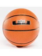 Nike Lebron All Courts 4P Basketball Amber/Black/Metallic Silvern/Black