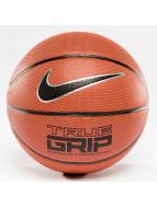 Nike True Grip 8P Basketball Amber/Black/Metallic Silvern/Black