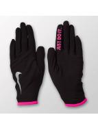 Nike Lightweight Rival Run Gloves 2.0 Black/Hyper Pink/Silvercolored