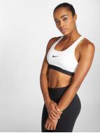 Nike Classic Padded Sports Bra White/Black/Black