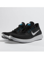 Nike Free RN Flyknit 2017 Sneakers Black/Off White/Anthracite/Turbo Green
