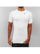 Nike Performance T-Shirt Pro Cool Compression blanc