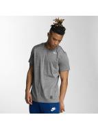 Nike Performance t-shirt Top grijs
